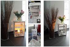 Weinkisten Shabby Streichen - upcycling wooden crates cool ideas to decorate your home