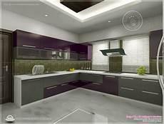 kitchen interiors photos kitchen interior views by ss architects cochin home