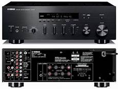 yamaha r s500bl sound stereo receiver