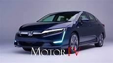 new 2018 honda clarity in hybrid electric l