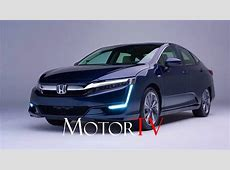 NEW 2018 HONDA CLARITY PLUG IN HYBRID & ELECTRIC l