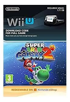Malvorlagen Mario Galaxy 2 Mario Galaxy 2 Wii U Code Co Uk