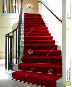 carpet stairwell royalty free stock image image