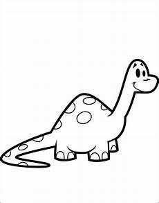 Malvorlage Dino Einfach Ausmalbilder Dinosaurier 18 Ausmalbilder Gratis