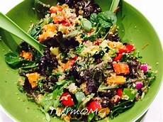 inspiring recipes for the thermomix salad with sweet potato hearty salads salad