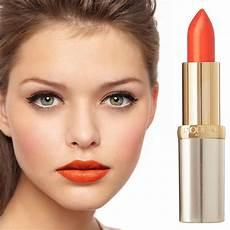 Loreal Lipstick Color Riche 163 Orange Magique Http