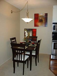 Home Decor Ideas For Dining Room by Decorating Small Dining Rooms Decor Around The World