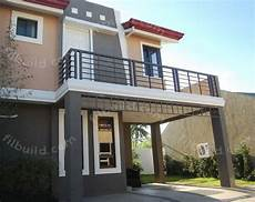 architect contractor 2 storey house design philippines modern style 3 bedroom family