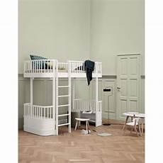 lit mezzanine design le lit mezzanine wood de la marque oliver furniture