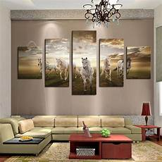 5 pieces home decor for living room running modern