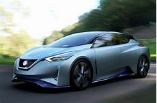 the new 2020 nissan leaf offers 342 550 km of ev