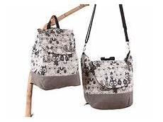 2 in 1 backbag rucksack tasche handtasche rucksack