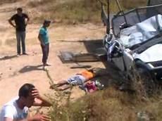 mort de voiture mortel auto route sousse