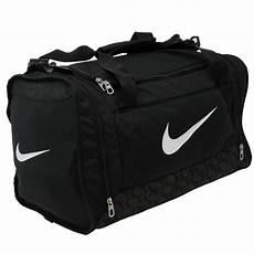 nike brasilia small grip bag black gym sports bag genuine ebay