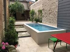 piscine coque carrée inspiration piscine les plus belles piscines carr 233 bleu