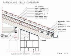 tetto a padiglione dwg mobili lavelli tetti inclinato sezione