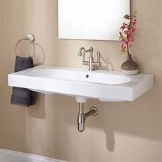 yaromir wall bathroom sink