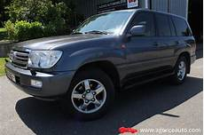toyota land cruiser d occasion voiture occasion 4x4 toyota land cruiser 7 places