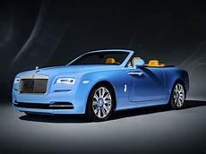 Rolls Royce Cabriolet Comes In Beautiful Bespoke Blue