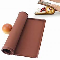 non stick silicone baking mat bakermaker supply company
