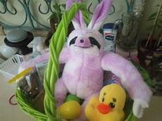 Sloth Easter Basket Ideas Everyday Savvy Sloth In A Basket Tumblr
