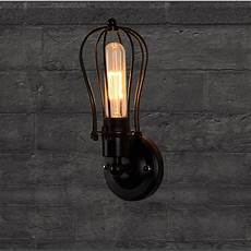 aliexpress com buy wall sconces novelty glass lshade industrial vintage country wall light