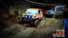 Fiat Panda 4x4 Sander Road Tisovec 2015