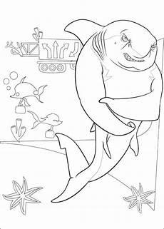 Malvorlagen Kleine Fische Gro 223 E Haie Kleine Fische Malvorlagen F 252 R Kinder 2
