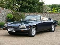 1989 jaguar xjs v12 convertible for sale classic cars