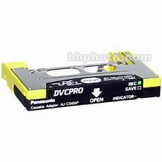 panasonic mini dv cassette panasonic aj cs455 mini dv to dvcpro cassette adapter aj cs455