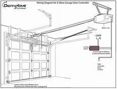 garage door opener sensor wiring genie garage door opener sensors dandk organizer
