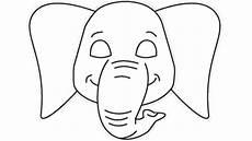 Elefant Vorlage Ausschneiden - regenwald bastel und malvorlagen abenteuer regenwald