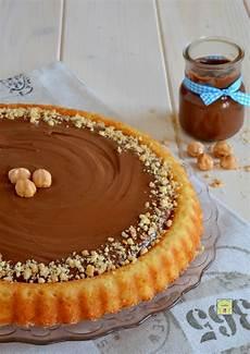 ricetta crema alla nutella crostata morbida alla nutella ricetta facile e veloce con nutella