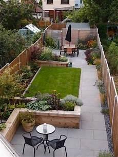 Schmaler Garten Gestalten - narrow gardens and other awkward shapes gardening
