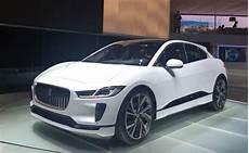 who makes jaguar geneva 2018 jaguar i pace makes debut priced from