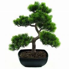 Artificial Bonsai Tree 50cm Co Uk Kitchen Home