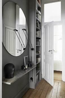 Flur Farbe Grau