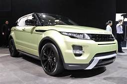 WordlessTech  Range Rover Evoque Named Car Of The Year