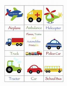 preschool printables automobile theme 1 50 to download lesson plans for toddlers preschool