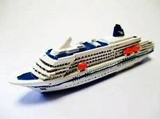 schiff modell kreuzfahrtschiff ms amadea 12 cm polyresin