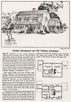 dutch gambrel house plans 1935 dutch colonial revival house plan ladies home