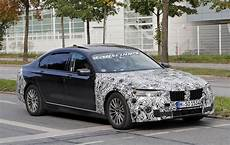 2019 bmw 7 series facelifted 2019 bmw 7 series to adopt more dynamic design