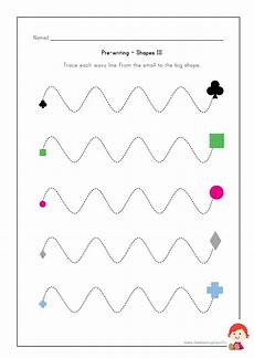 free prewriting worksheets for preschoolers coloring pages