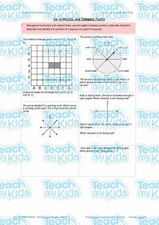compass directions ks2 worksheets 11720 co ordinates and compass points teach my