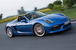 2016 Porsche Boxster Spyder Second Drive Review W/Video
