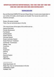 small engine repair manuals free download 2003 infiniti g35 seat position control infiniti q45 service repair manual 1994 1995 1996 1997 1998 1999 2000 2001 2002 2003 2004 2005