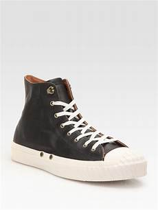 converse chuck bosey high tops in black for lyst