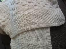 Babydecke Stricken Anleitung - babydecke cross stitch baby knitting knit beanie