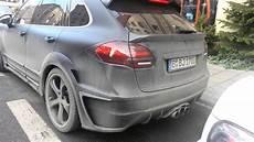 jerome boateng auto j 233 r 244 me boateng starting up his cayenne lumma clr 550 gt