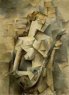 Cubism Braque Who Are You Ondinedecadierdeveauce